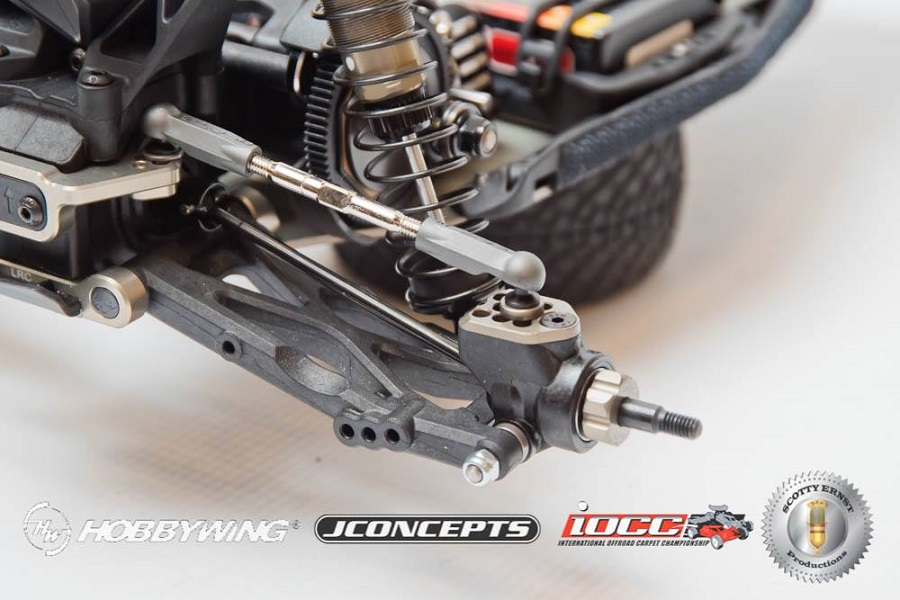 TLR 22 5.0 Debuts At The International Offroad Carpet Championship