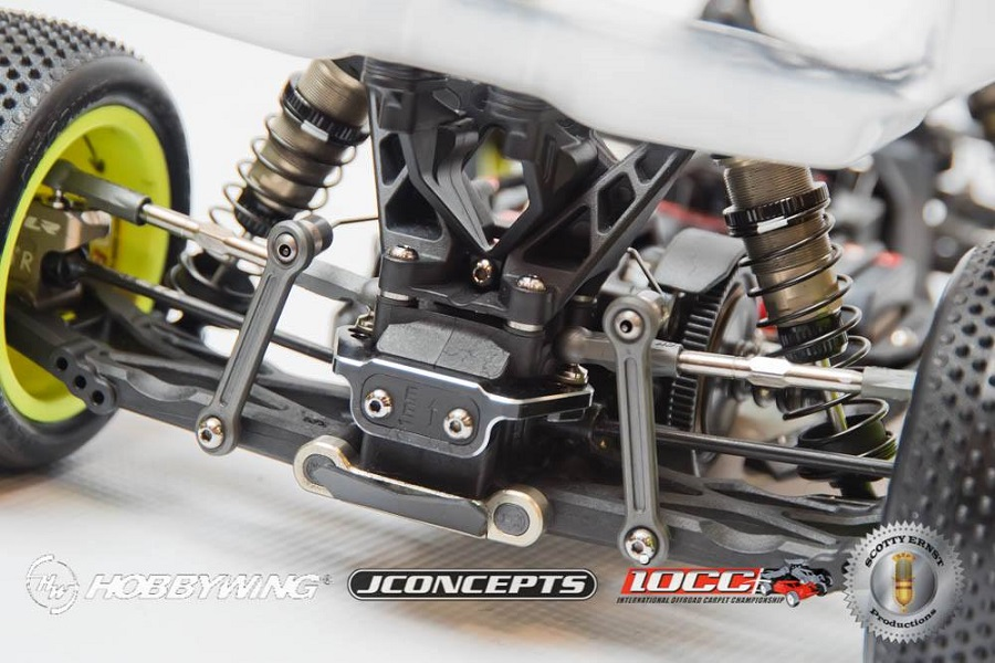 Tlr 22 5 0 Debuts At The International Offroad Carpet