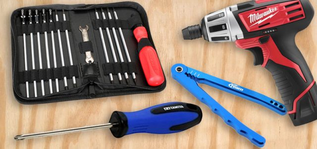 These Are the Top 10 RC Tools You Need In Your Life