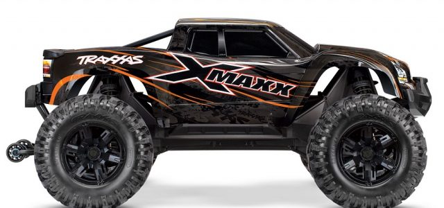 Traxxas Limited Edition Orange X-Maxx