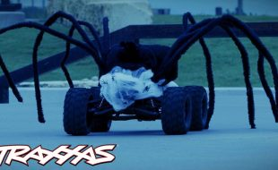 Traxxas Spider X-Maxx [VIDEO]
