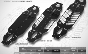 XRAY T4 2019 Aluminum Chassis