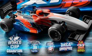 XRAY X1 2019 Formula 1 Car