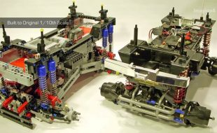 Clod Buster Clone Built Out Of LEGOs [VIDEO]