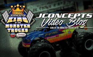 JConcepts VLog – 2018 King of the Monster Trucks [VIDEO]