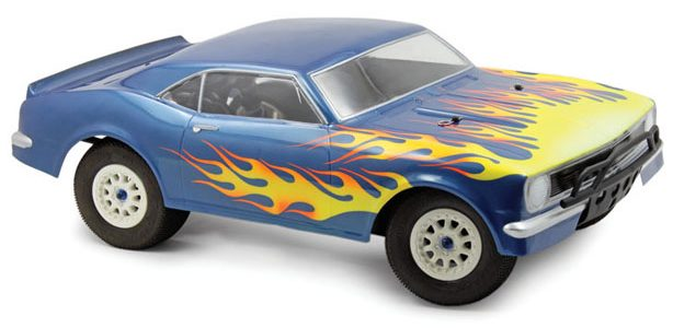 Here S The Easy Way To Paint Flames Rc Car Action
