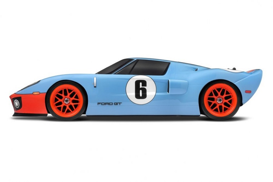 HPI RS4 Sport 3 Flux Ford GT Heritage Edition