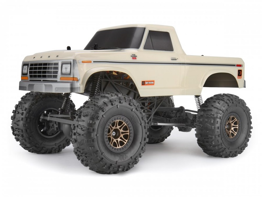 HPI Crawler King With 1979 Ford F-150 Body