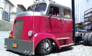 Cab-Overload Grand Hauler [READER'S RIDE]