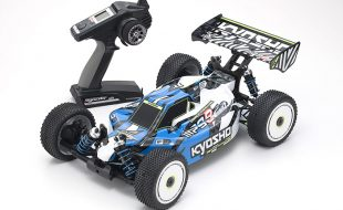 Kyosho INFERNO MP9e Evo Readyset 1/8 EP 4WD RS