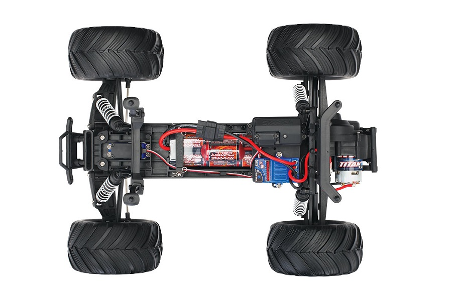 Traxxas Flame Edition BIGFOOT No. 1 Monster Truck