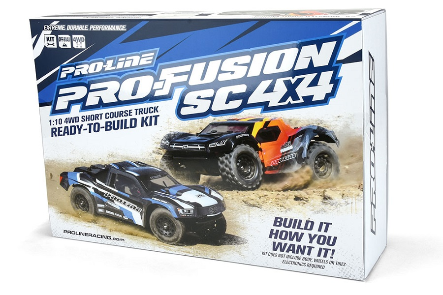 Pro-Line PRO-Fusion SC 4x4