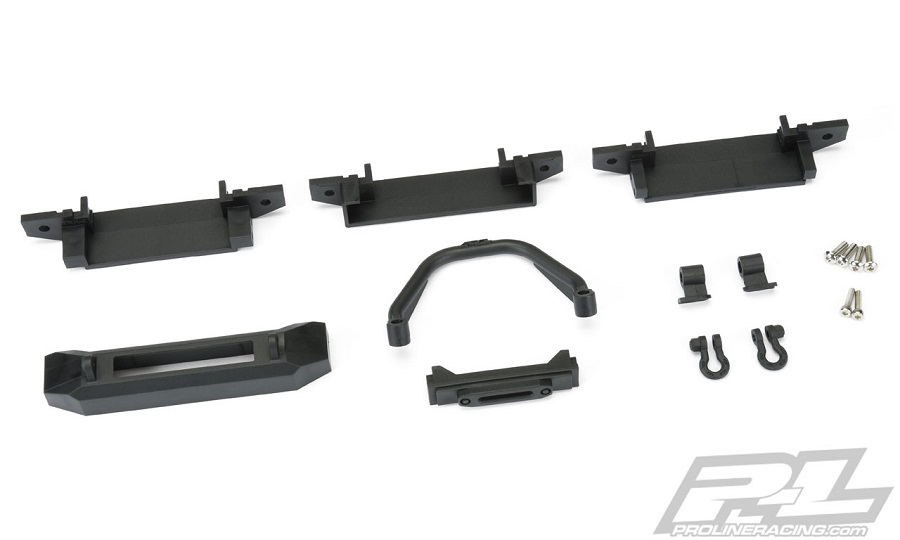 Pro-Line Ridge-Line High-Clearance Crawler Front Bumper