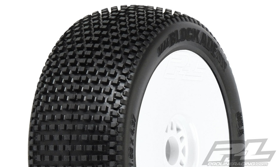 Pro-Line Pre-Mounted 1/8 Buggy & Truggy Tires