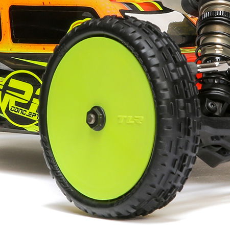 TLR 22 5.0 1/10 2WD Buggy AC (Astro/Carpet) Race Kit