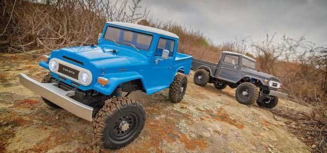 Team Associated CR12 Toyota FJ45 RTR [VIDEO]