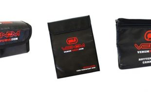 Venom Releases 3 New LiPo Charging Bags