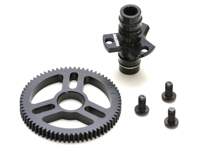 Exotek D418 Center Spool & 69t Spur Gear