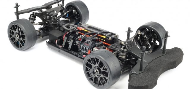 HB Racing RGT8-E 1/8 On-Road Race Kit