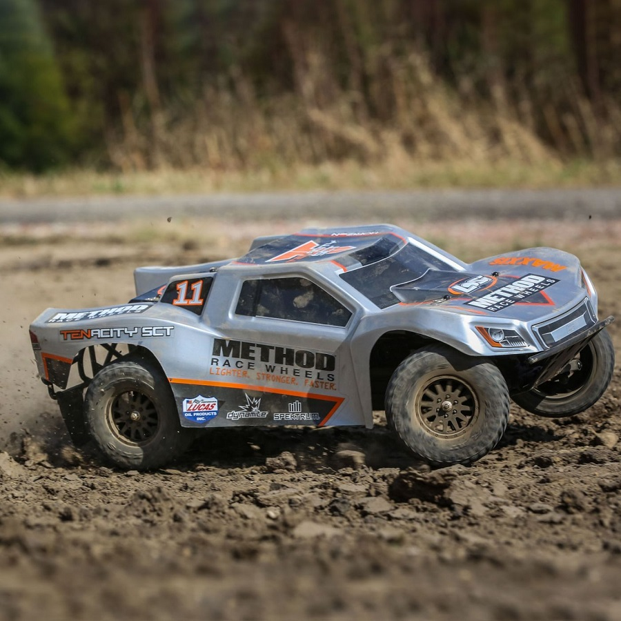 Losi 1/10 TENACITY 4WD SCT Brushed RTR With Fox Racing