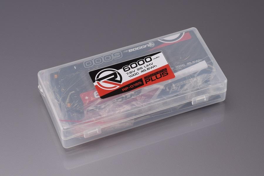 RUDDOG 7.6V Graphene Plus LiHV Battery Packs