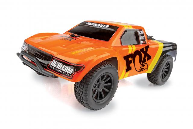 Team Associated SC28 RTR FOX Factory Truck