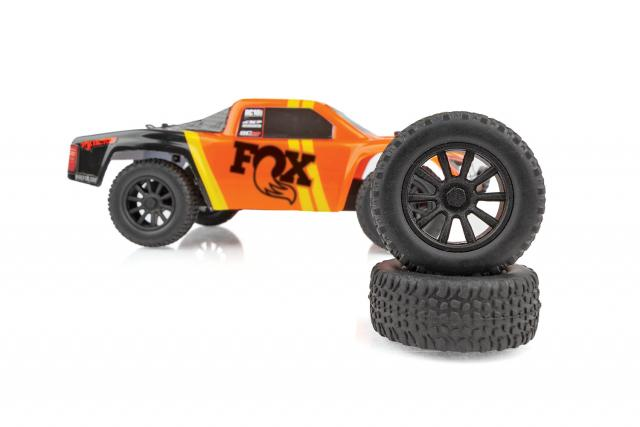 Team Associated SC28 RTR FOX Factory Truck