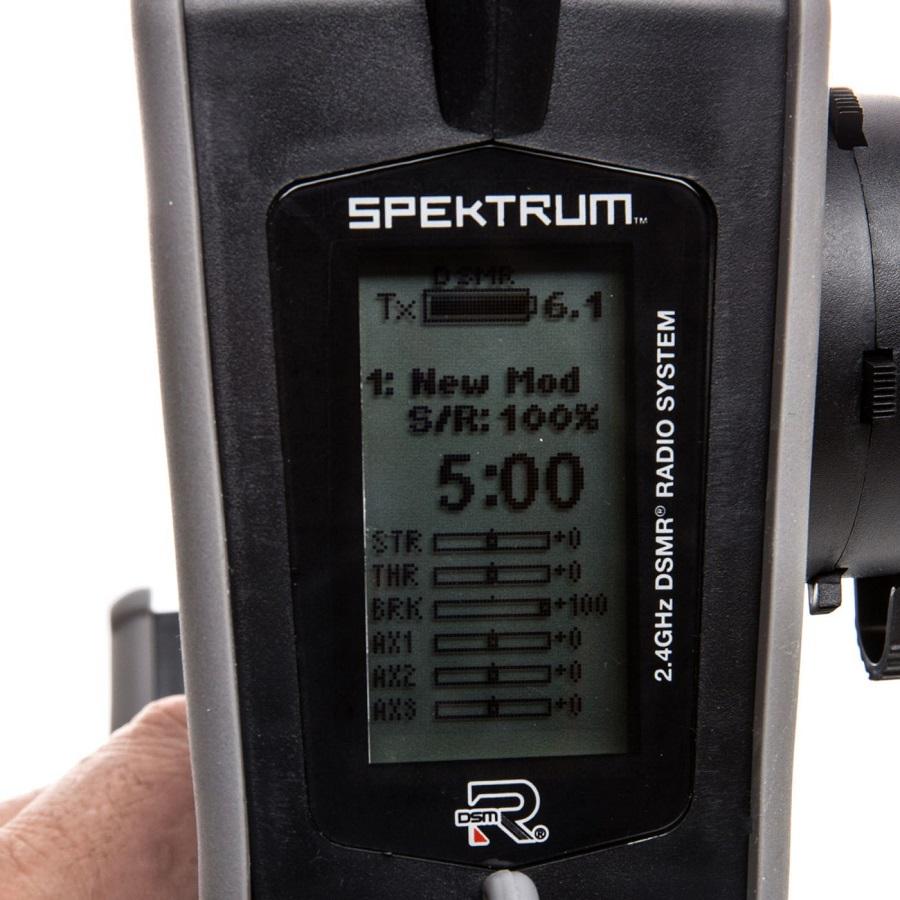 Spektrum DX5 Rugged 5-Channel Surface Transmitter