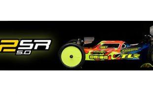 TLR 22 5.0 1/10 2WD Buggy SR (Spec Racer) Race Kit