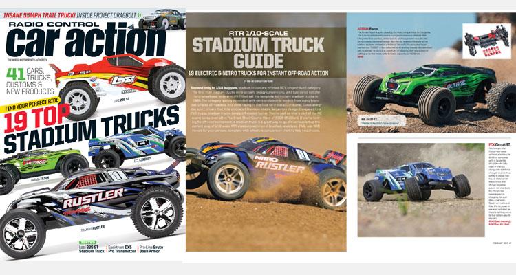 RC Car News | Radio Control Car & Truck News, Reviews, How-to, Tech Tips