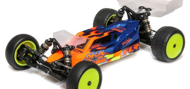 TLR 22 5.0 1/10 2WD Buggy DC (Dirt/Clay) Race Kit