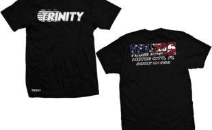 Trinity Certified Motor City USA T-Shirt