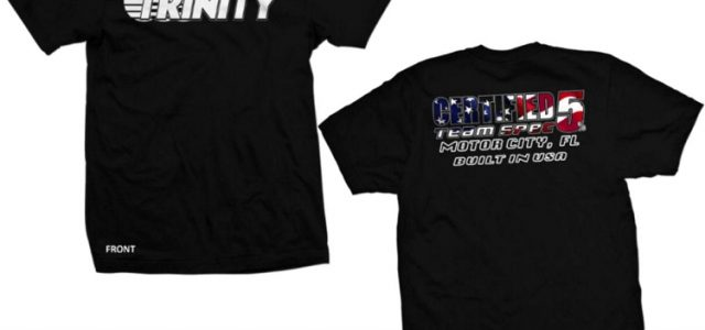 Trinity Certified Motor City USA T-Shirt