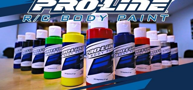 Pro-Line RC Body Paint [VIDEO]