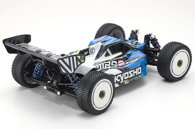 Kyosho INFERNO MP9e Evo Readyset 1/8 EP 4WD RS