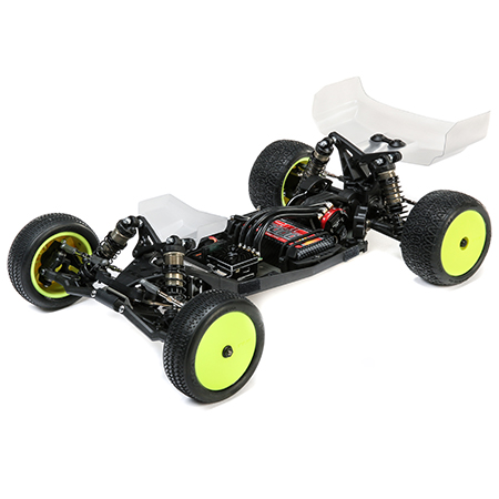 TLR 22 5.0 DC (Dirt/Clay) Race Kit