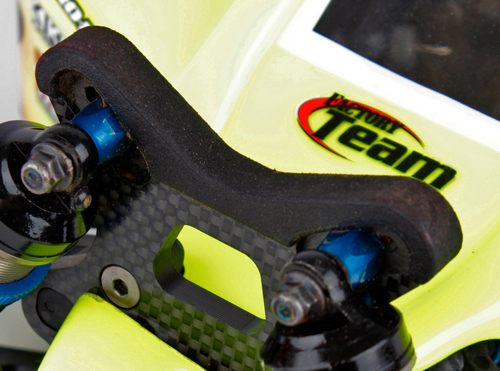 Team Associated 3D Printed Parts For The RC8B