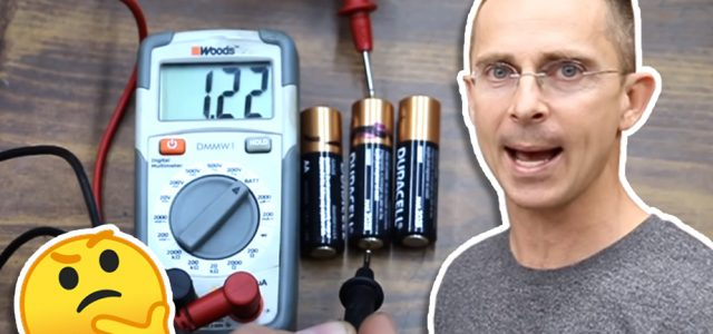 Which AA Battery Is Best? Watch This Test!