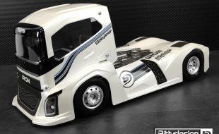 Bittydesign IRON 1/10 Truck 190mm Clear Body [VIDEO]