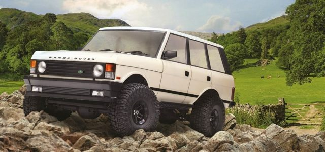 Carisma 1981 4-Door Range Rover Classic SCA-1E RTR [VIDEO]