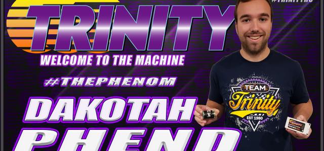 Dakotah Phend Signs With Trinity