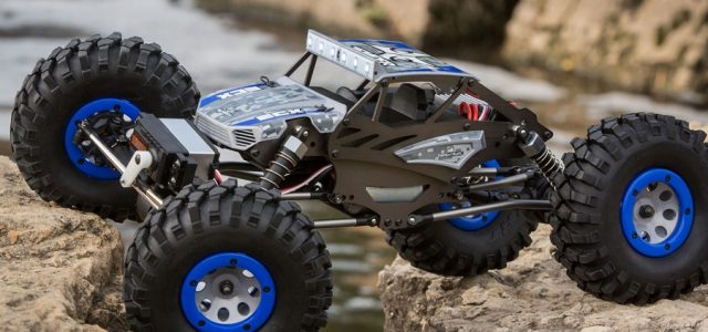 ECX Temper Gen 2 4WD Brushed Crawler 1/18 RTR [VIDEO]