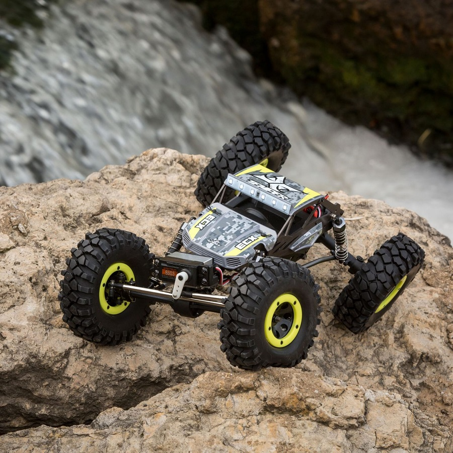 ECX Temper Gen 2 4WD Brushed Crawler 1/18 RTR