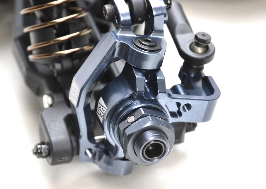 Exotek HD Steering Spindles & Rear Hubs For The Tekno EB48/NB48