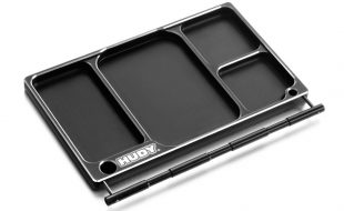 HUDY Aluminum Tray For Accessories & Pit LED