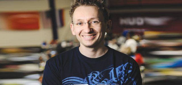 Meet Martin Hudy, Designer of XRAY's Worlds-Winning Cars