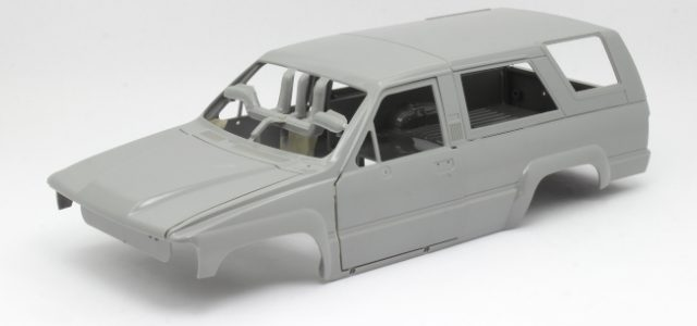 RC4WD 4Runner Body [First Look]