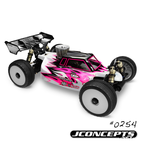 JConcepts Now Offering Light-Weight 1/8 Buggy Bodies