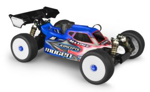 JConcepts S15 Body For The Mugen MBX-8
