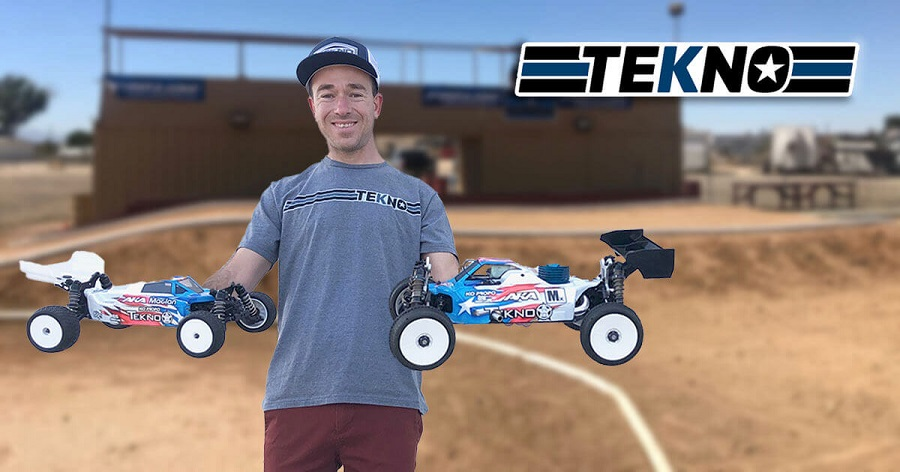 Jared Tebo Signs With Tekno And Maclan Racing